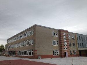 Muurafdekkers Cambium College Zaltbommel